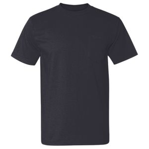 Union-Made Short Sleeve T-Shirt with a Pocket Thumbnail