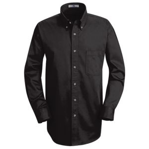 Meridian Long Sleeve Performance Twill Shirt Thumbnail