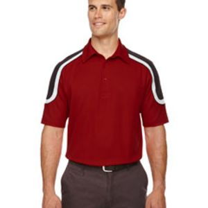 Men's Edry® Colorblock Polo Thumbnail