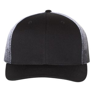 Printed Mesh-Back Trucker Cap Thumbnail