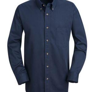 Meridian Long Sleeve Performance Twill Shirt Long Sizes Thumbnail