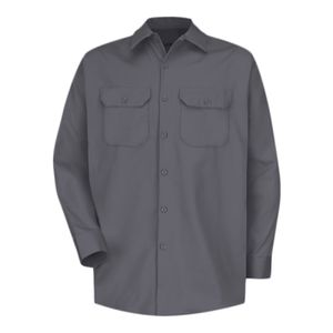 Deluxe Heavyweight Cotton Shirt Long Sizes Thumbnail
